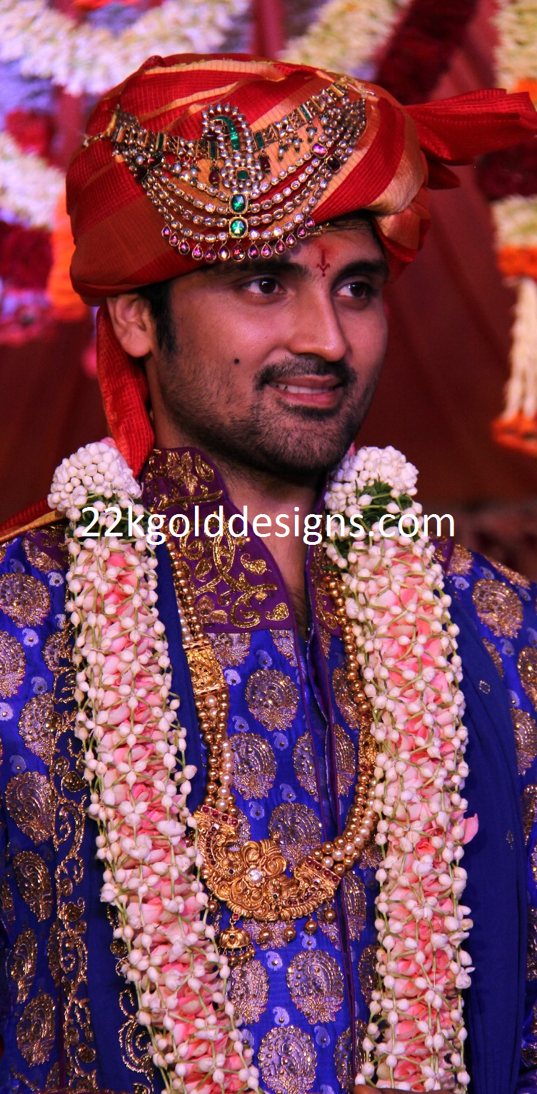 Bridegroom Jewellery