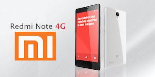Harga Xiaomi Redmi Note 4G Terbaru, Phablet 4G LTE Harga Terjangkau