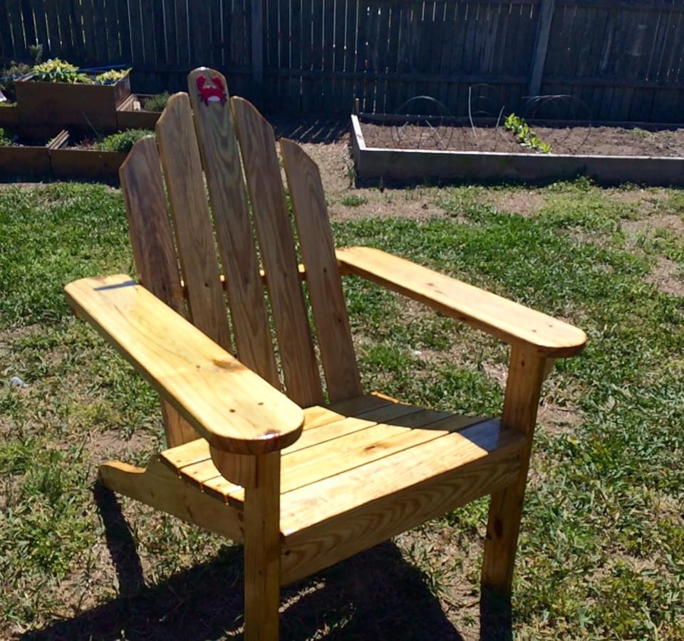 The Crafty Crabs Craft Projects And Tutorials Spring Woodworking