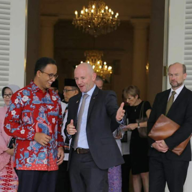 Heboh! Gara-Gara Foto Ini, Netizen Sebut Anies Baswedan Presiden