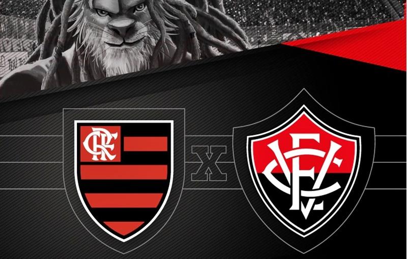 Flamengo x Vitória ao vivo HD pelo Campeonato Brasileiro (19h30) 1