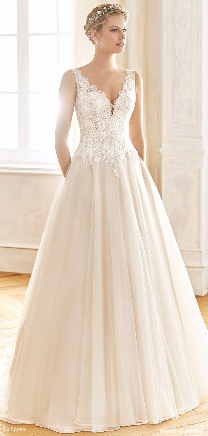 09a5f10e7576 La Sposa 2019 Wedding Dresses - World of Bridal
