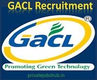 GACL Recruitment