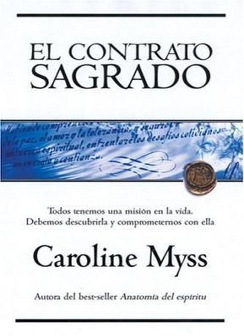 Caroline Myss - El Contrato Sagrado   Despertares CRP-CMRI