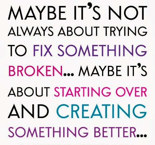 Inspirational Quotes About Failure: Starting Over In Life Quotes. QuotesGram