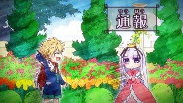 Maoujou de Oyasumi Episode 8