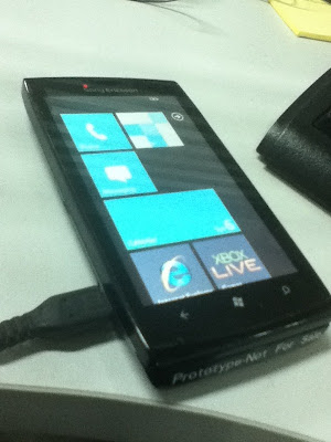 sony3 Rumor: Windows Phone 7 em smartphones da Sony Ericsson