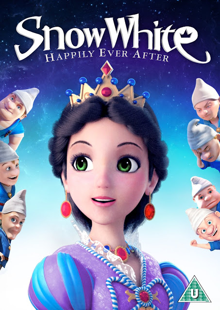 Snow White's New Adventure / Snow White Happily Ever After (2016) HDRip ταινιες online seires xrysoi greek subs