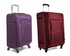 Samsonite Bags / Strolly and Wallets up to 60% Off @ Flipkart