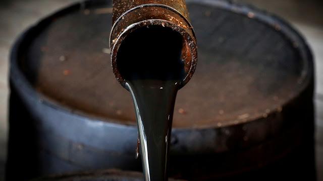 Petróleo en alza