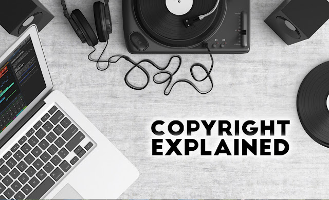 Copyright Explained (Sunny Stuart Winter)
