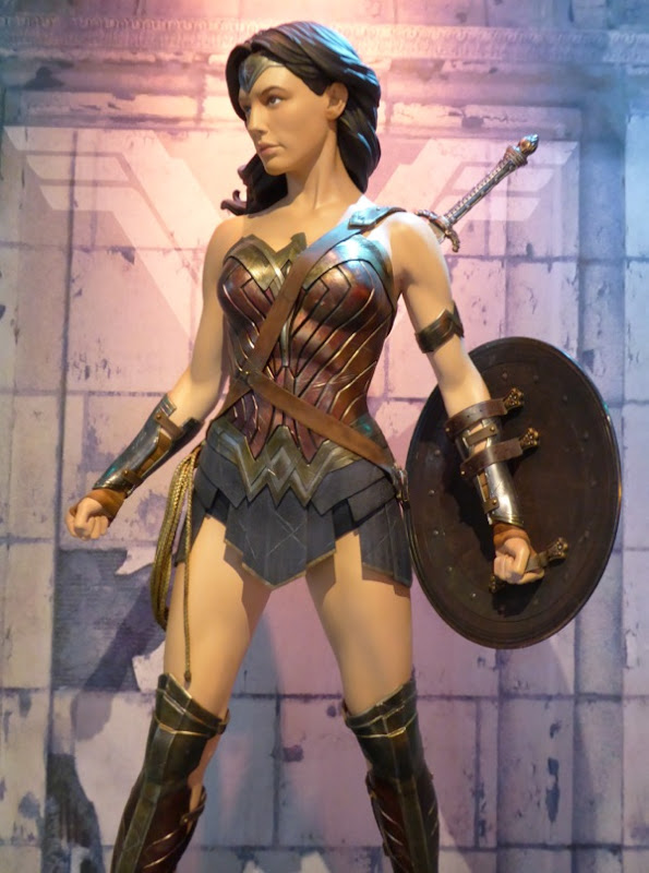Batman v Superman Wonder Woman film costume
