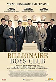 Watch Billionaire Boys Club Online Free 2018 Putlocker