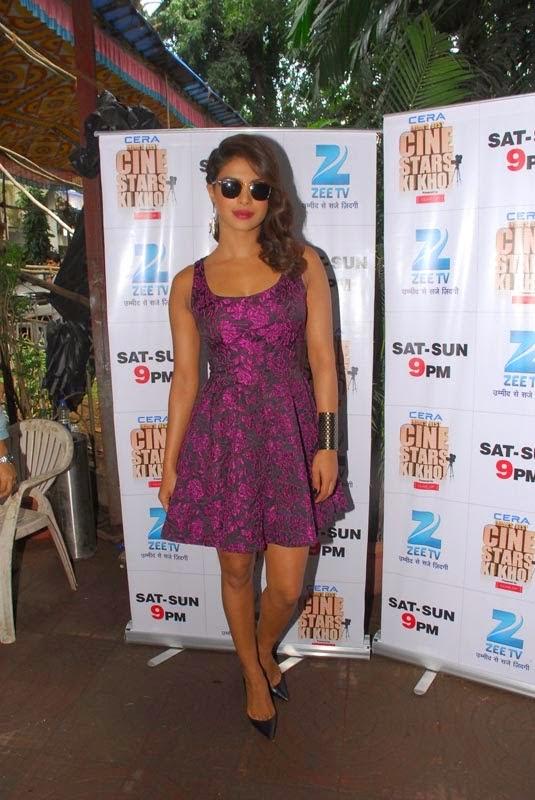 Priyanka Chopra Hot Photos At Indias Best Cine Stars Ki Khoj-6789