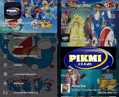 BBM Doraemon Lucu APK v3.1.0.13 MOD Unlimited