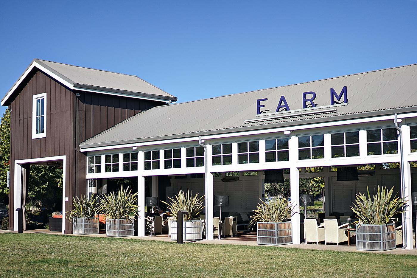Carneros inn farm napa for Carneros inn napa valley