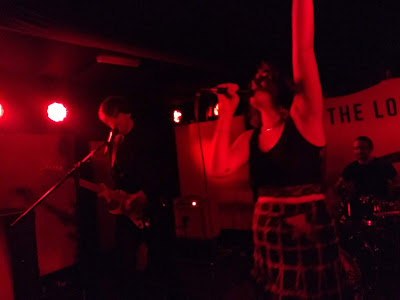 LIVE REVIEW: Estrons - The Louisiana, Bristol - 08/11/2018 ESTRONS