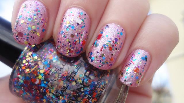 Nail Polish Vixen Glitter