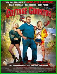 Cottage Country (2013) | DVDRip Latino HD Mega 1 Link
