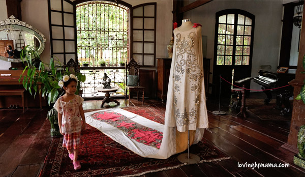 Silay Heritage Tour - Araw ng Wika - Araw ng Lahi - traditional Filipino costumes for kids - mommy blogger - Bacolod mommy blogger - Bacolod homeschoolers network - homeschooling in Bacolod - Balay Negrense