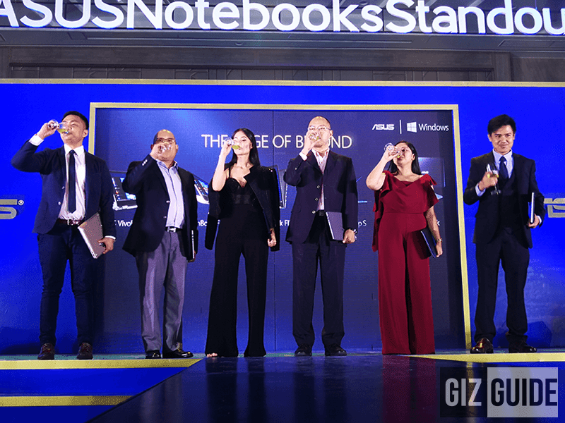 ASUS Launches ZenBook Flip S, Flip 15, VivoBook Flip 15, Flip 14, E402, And E12 In PH