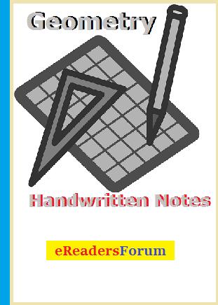 geometry-handwritten-notes-pdf