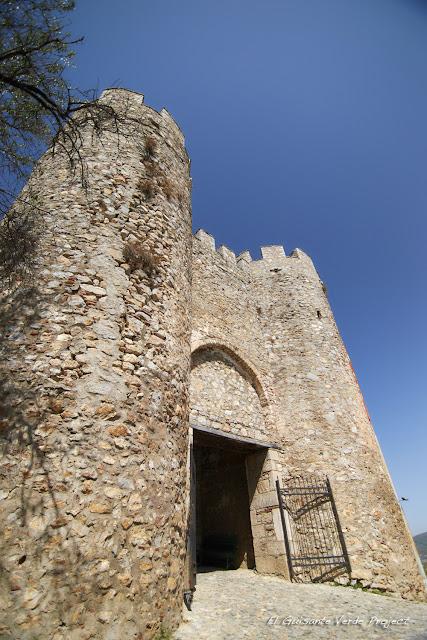 Puerta Fortaleza de Samouil, Ohrid - Macedonia por El Guisante Verde Project