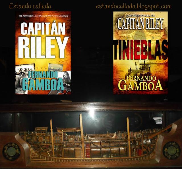 Capitán Riley, Fernando Gamboa