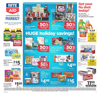 ⭐ Rite Aid Ad 12/8/19 ⭐ Rite Aid Weekly Ad December 8 2019