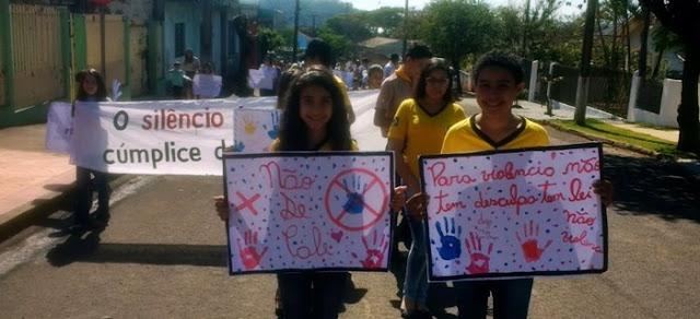 """Iretama: Igreja Adventista do Sétimo Dia realiza campanha: """"Quebrando o Silêncio"""""""