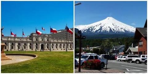 Como ir de Santiago a Pucon - Chile