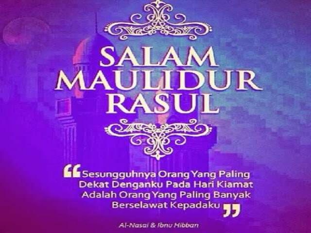 Salam MaulidurRasul 2018