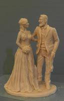 statuine da colorare scultore action figures personalizzate orme magiche