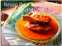 Resep Asam Padeh Ikan Tongkol ( Asam Padeh Recipe )