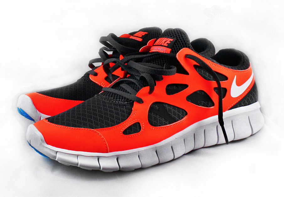 Nike Free Run+2. Just released these bad boys...Come and check them out!  They are perfect for running or leisure.