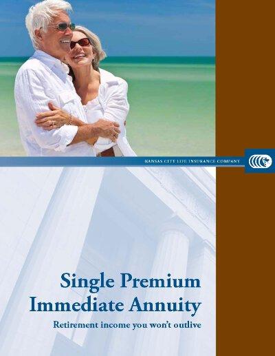 Single Premium Income
