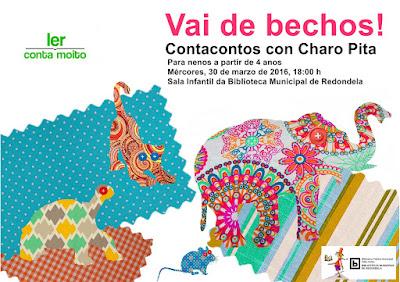 http://bibliotecasredondela.blogspot.com.es/2016/03/vai-de-bechos-contacontos-na-biblioteca.html