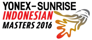 Yonex Sunrise Indonesia Masters Grand Prix Gold 2016