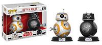 Pop! Star Wars: The Last Jedi - BB-8 & BB-9E 2pk (Best Buy)
