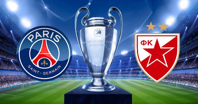 Prediksi Paris Saint Germain vs FK Crvena zvezda 3 Oktober 2018 Liga Champion Eropa Pukul 23.55 WIB
