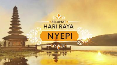 NYEPI - catatan kecil, kenangan dan refleksi saat Nyepi di Bali