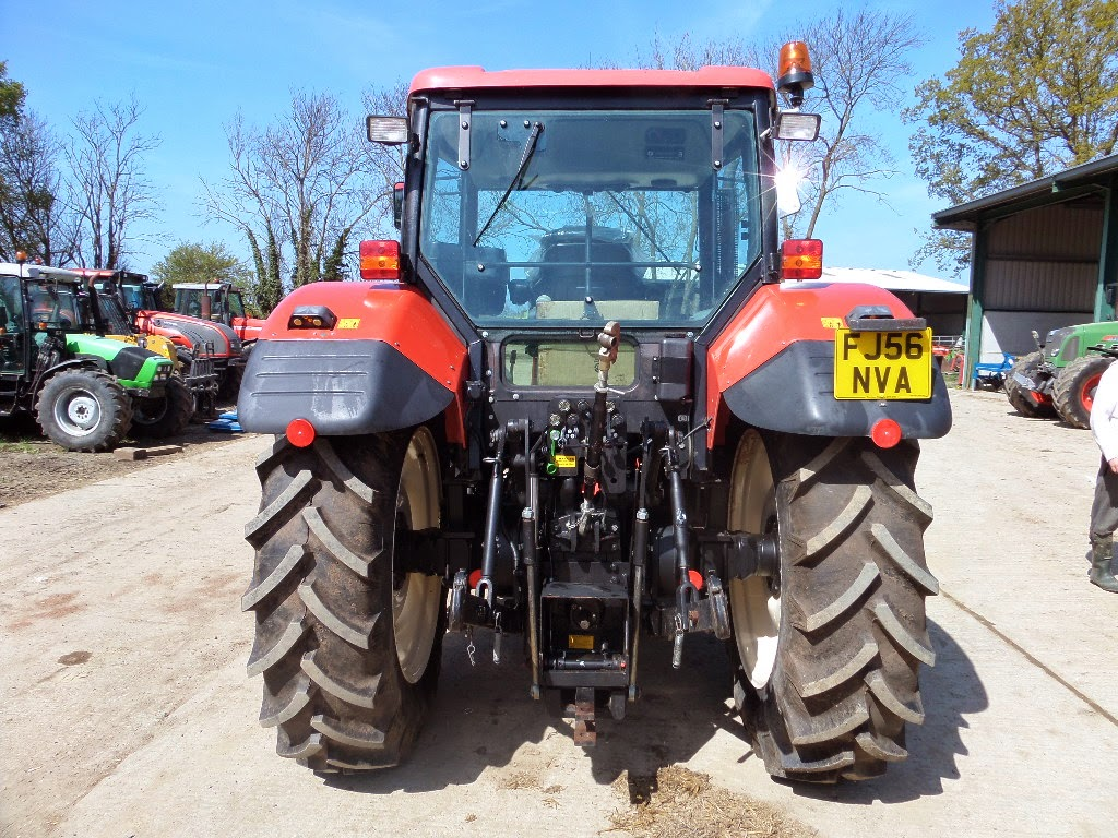 Used Tractors Machinery And Plant Zetor 9641 Forterra