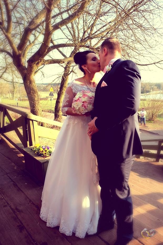 a9e57fc9cd Sukienka do ślubu kościelnego z salonu. Moja teściowa świetnie sobie  wymarzyła