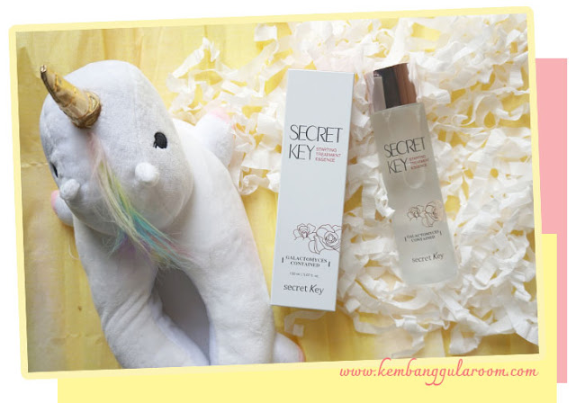 secret key starting treatment essence rose edition