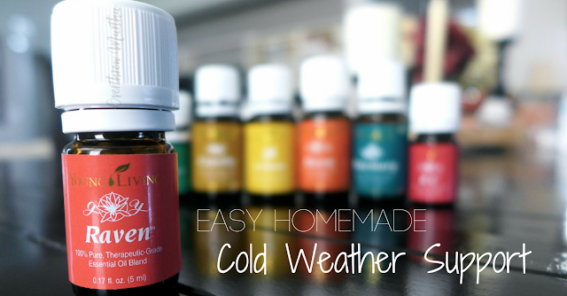 Cold Weather DIYs to keep us warm and healthy!