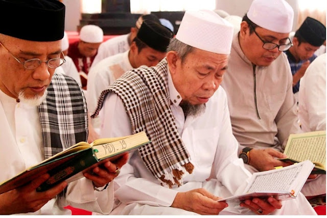 Dirjen PAS Pimpin Khataman Al-Qur'an Bagi Penghuni Lapas