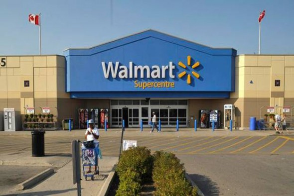 WalMart History. Wal-Mart Stores Inc., usually just called WalMart, was founded by Sam Walton in Walton purchased one if the Ben Franklin stores in