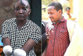 Kenyan man cuts of wife's hands in knife attack