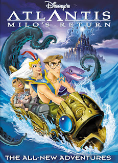 Atlantis 2: Intoarcerea lui Milo online subtitrat