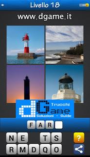 PACCHETTO 5 Soluzioni Trova la Parola - Foto Quiz con Immagini e Parole soluzione livello 18